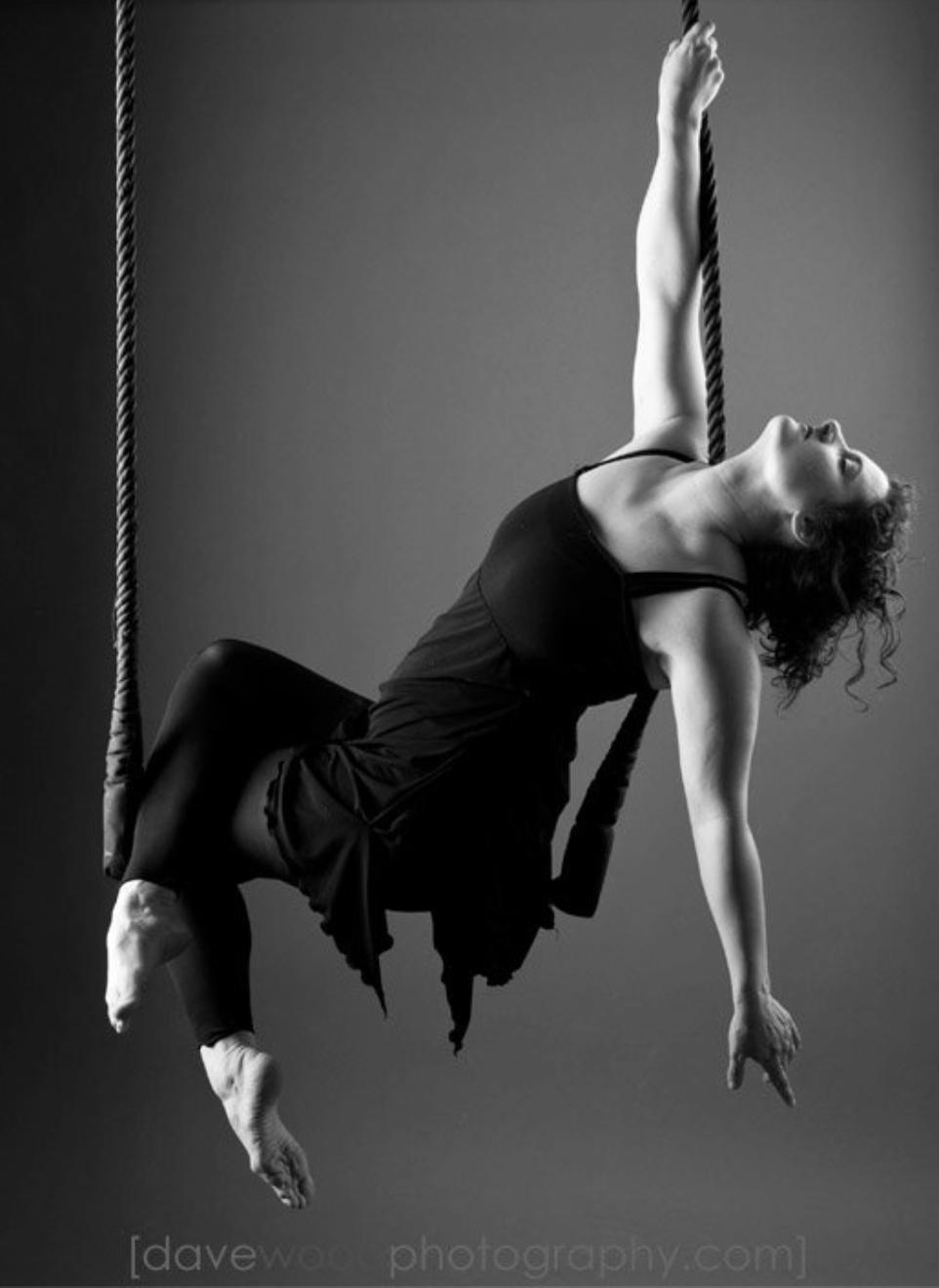 Heather Booth Trapeze