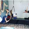 aerial lyra group class
