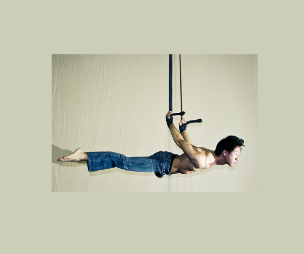 Aerial Straps Workshop