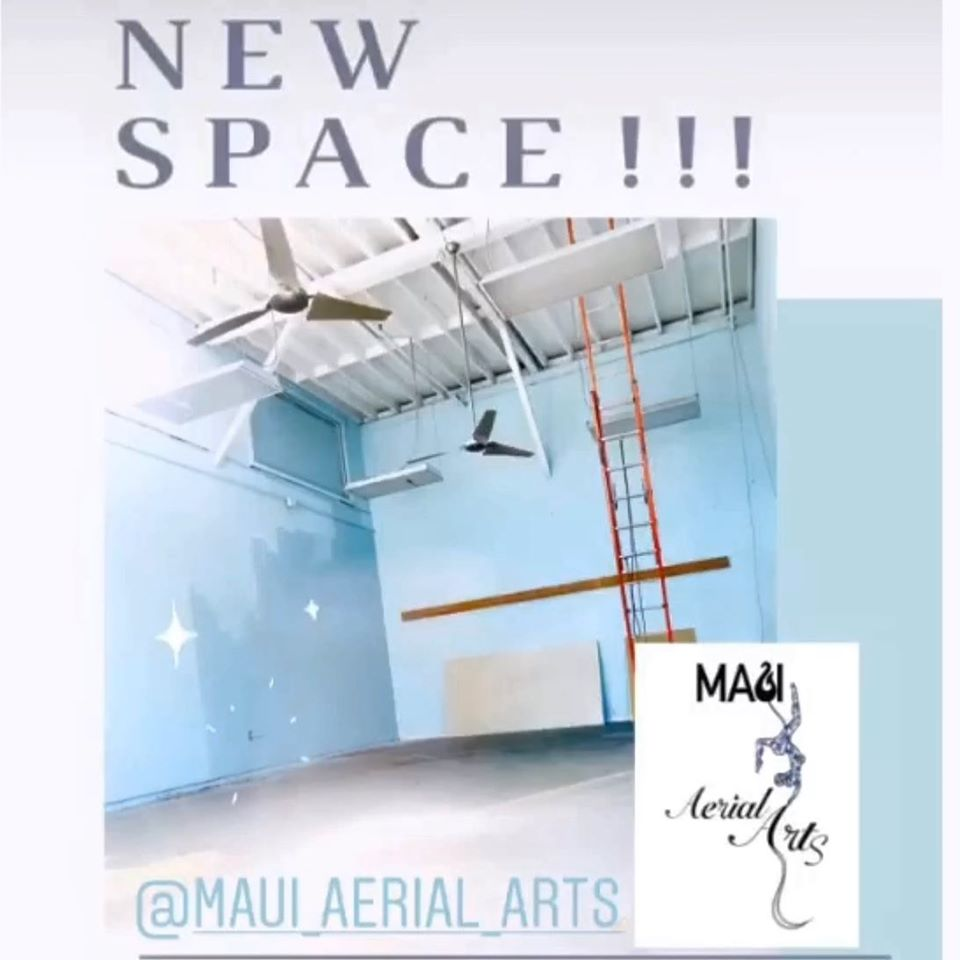 new maui aerial training studio