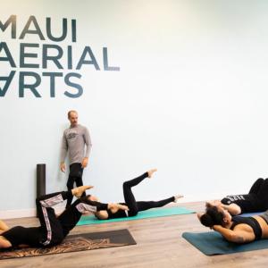pilates yoga maui classes
